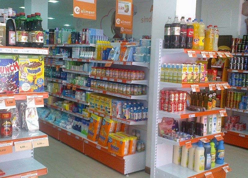 Estantería modular para supermercado 3
