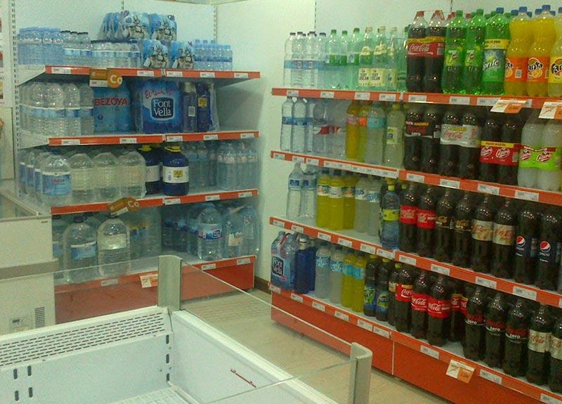 Estantería modular para supermercado 2